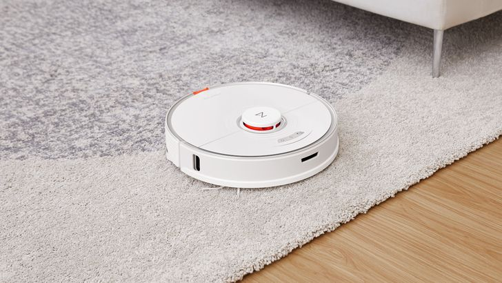 Roborock S7 robot vacuum announced with 2500Pa suction power and improved mopping