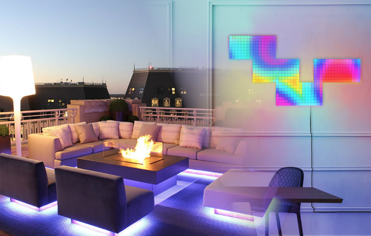 Twinkly smart light lineup offers fully addressable Lightstrip and Nanoleaf alternatives
