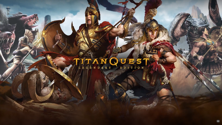 A new version of Titan Quest is coming to Android, and you can pre-register for it right now