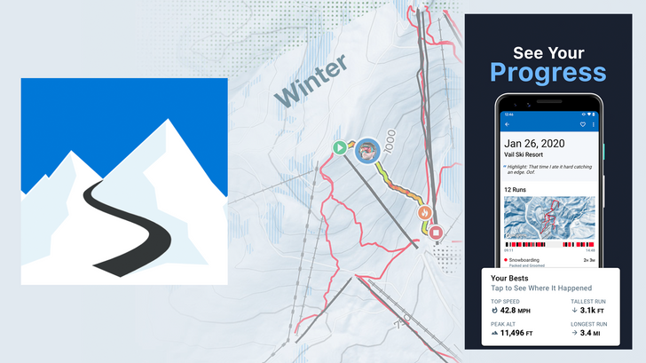 Slopes app comes to Android with powerful tracking for your snowboard and ski adventures
