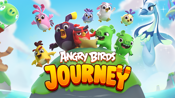 Angry Birds Journey is a return to form for Rovio, now available in early access in select regions