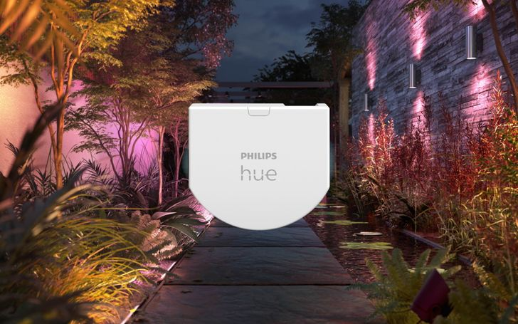 Philips Hue's new wall switch module fixes one of smart lighting's oldest problems