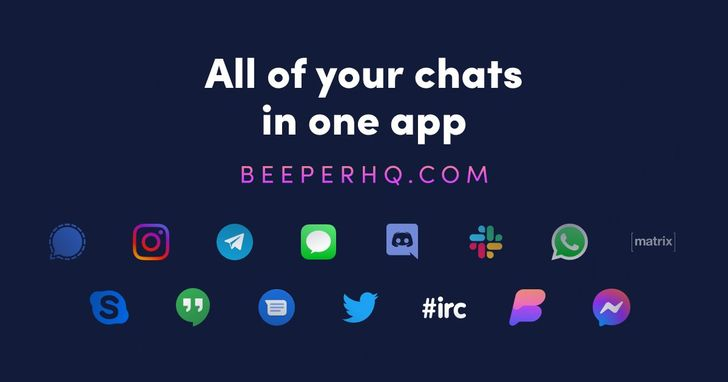 Beeper promises chat app unity and iMessage on Android