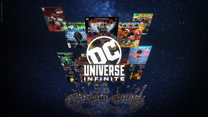DC Comics sets its sights on Marvel Unlimited with the launch of DC Universe Infinite