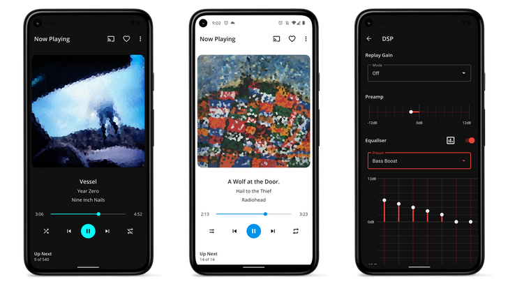 Shuttle Music Player returns with a complete app rewrite and a snazzy new interface