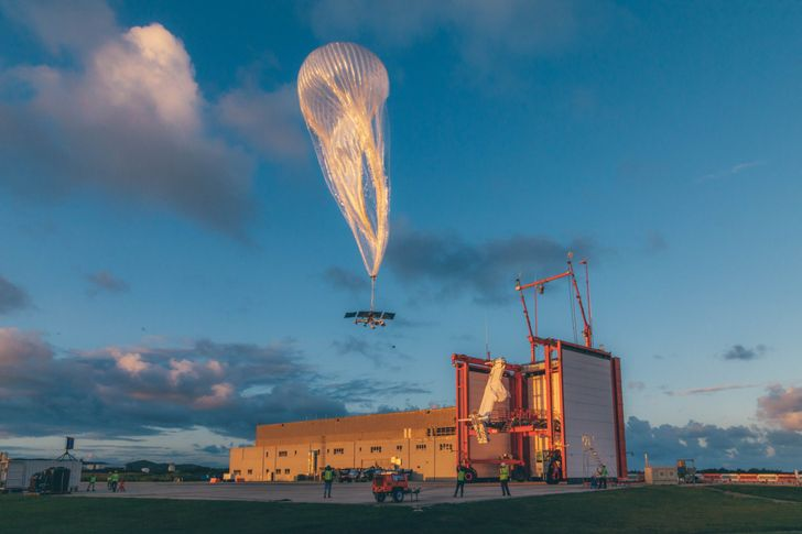 Alphabet's Project Loon goes down like a lead balloon