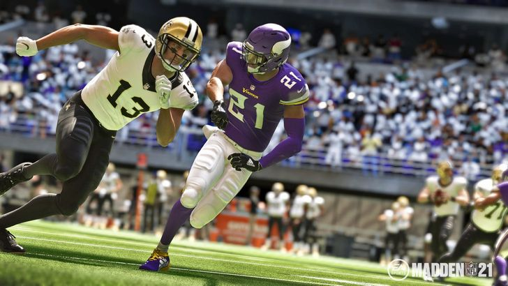 Madden NFL 21 is officially coming to Stadia this week