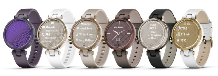 Garmin unveils Lily, the most feminine smartwatch to date