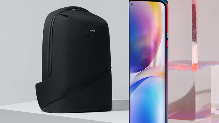 Buy a OnePlus 8 Pro for $799 ($200 off) and get a free backpack