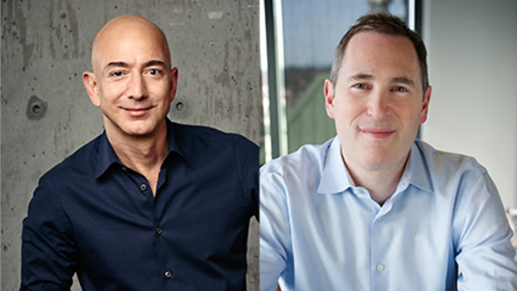 Jeff Bezos is done being Amazon's CEO
