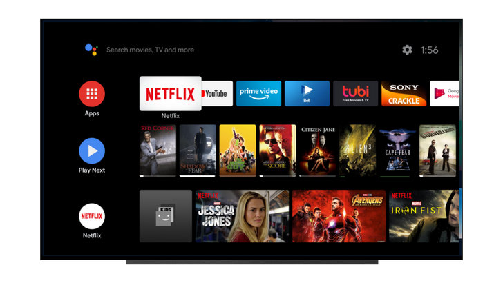 android tv interface ncynuHDQ5JUn