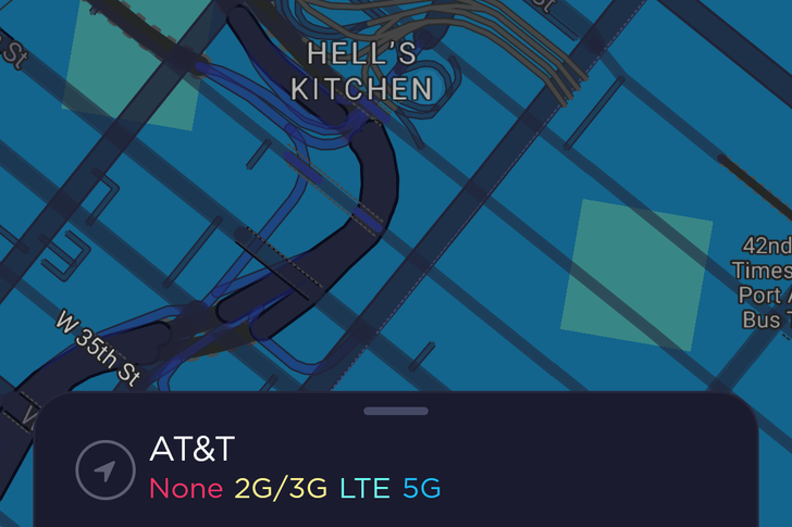 Speedtest adds network coverage maps that should be more accurate than your carrier's (APK Download)