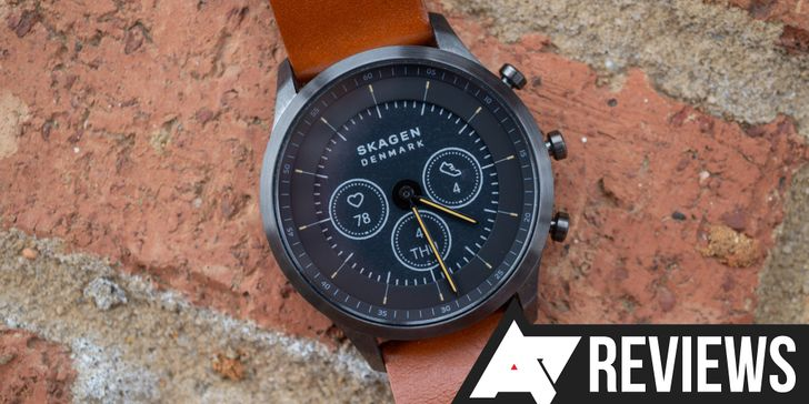 Skagen Jorn Hybrid HR review: A great not-smartwatch