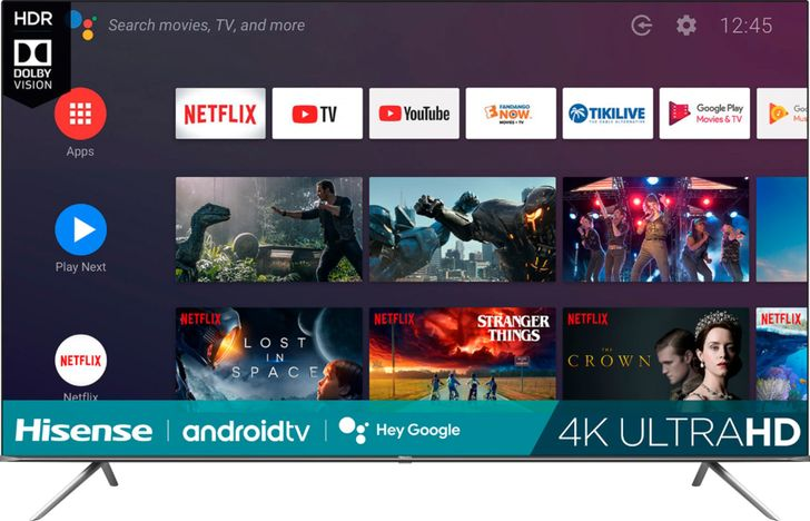 """Get this 85"""" Android TV for $1,000 ($400 off) in time for the Super Bowl"""