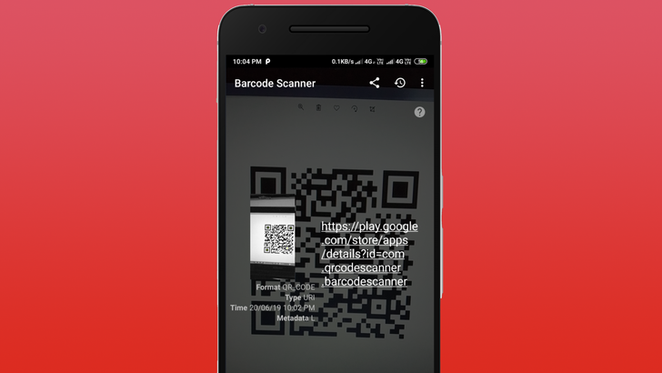 People have been review-bombing the wrong Barcode Scanner app