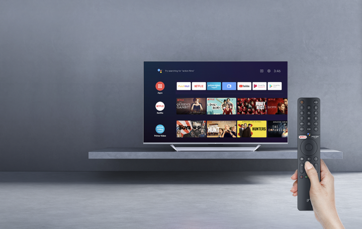 Xiaomi just announced an aggressively priced 75-inch QLED Android TV