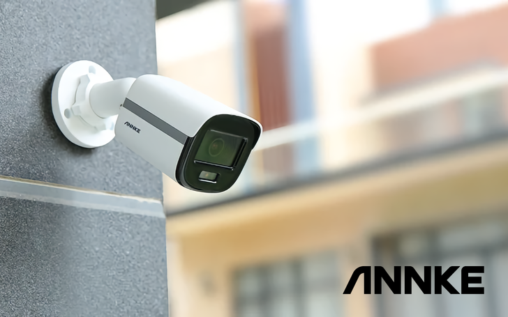 Win one of 4 ANNKE NC400 NightChroma security cameras (Update: Winners)
