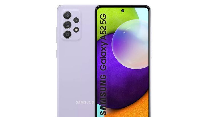 Galaxy A52 camera and screen details leak, following early render images