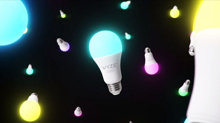 New Wyze Bulb Color is an Assistant-compatible RGB smart light at a rock-bottom price