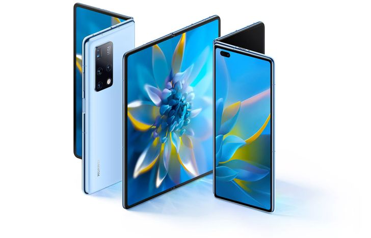 Huawei's new folding phone costs as much as a used car and still does not have a real app store