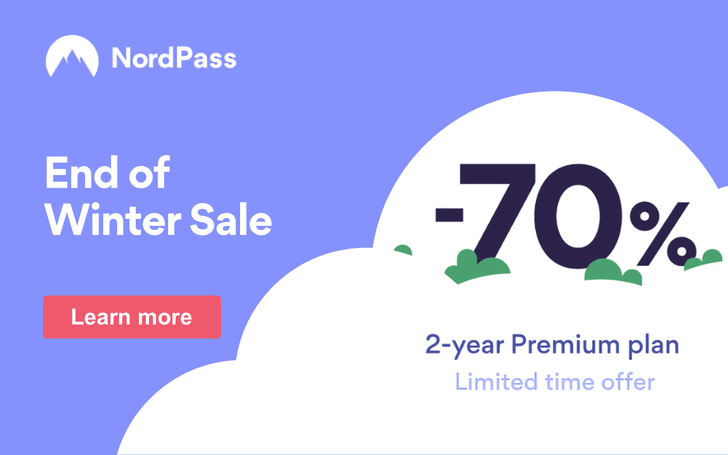 Done with LastPass? Pick up a two-year subscription to NordPass Premium for a massive 70% off (Sponsored)