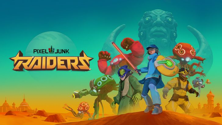 PixelJunk Raiders is a rogue-like adventure arriving exclusively on Google Stadia