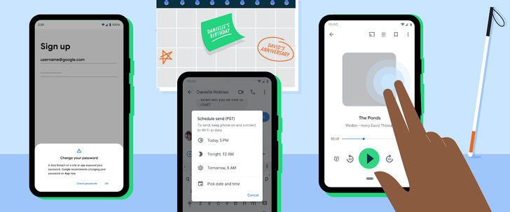 Google is making a few Android experiments official today