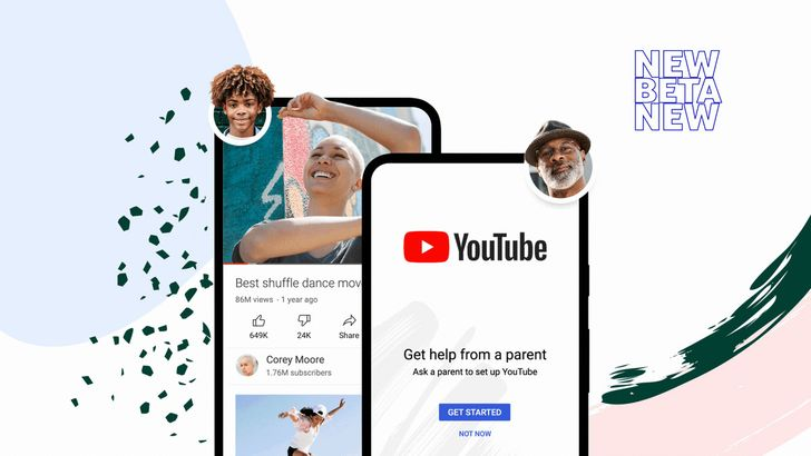 Your children's Google accounts will soon have access to the real YouTube