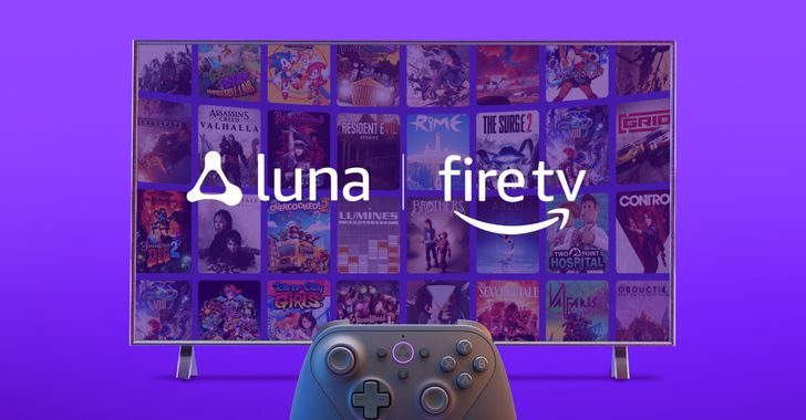 Anyone with a Fire TV can sign up for Amazon's Luna game-streaming service now