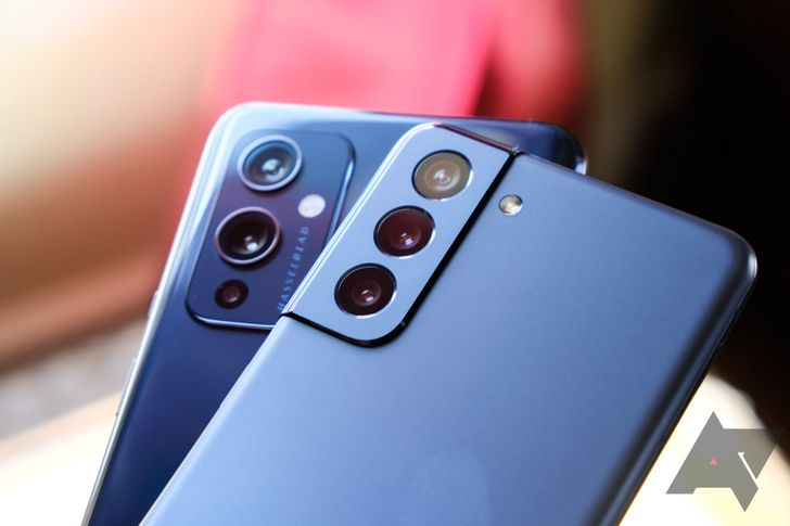 Should you buy the OnePlus 9 or the Samsung Galaxy S21?