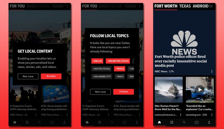 Flipboard's all about connecting you with local news in latest app update