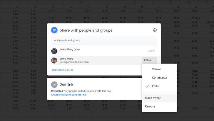 Google takes small step to protect privacy of Forms responses