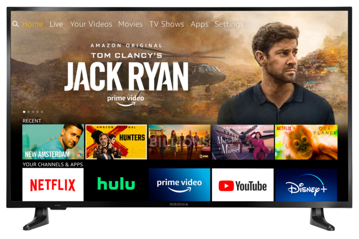 Get a 43-inch 4K Fire TV for just $240 ($60 off)