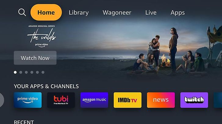 Fire TV for Auto to debut on the upcoming Jeep Wagoneer models