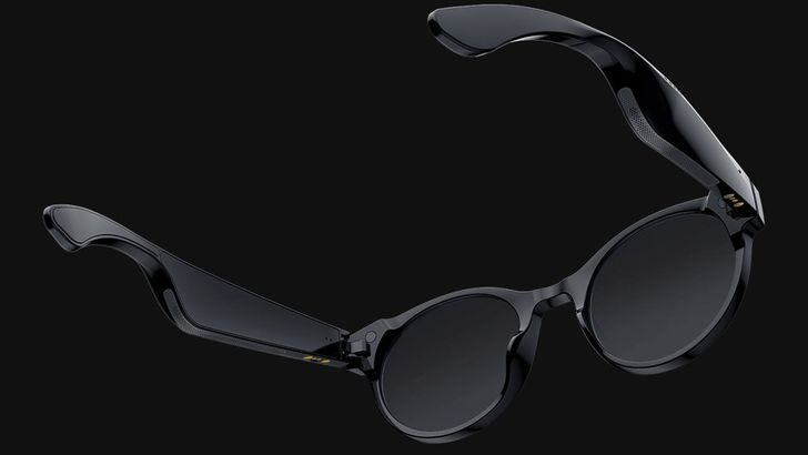 Razer's Bluetooth glasses are cheaper than Bose's and come with interchangeable lenses