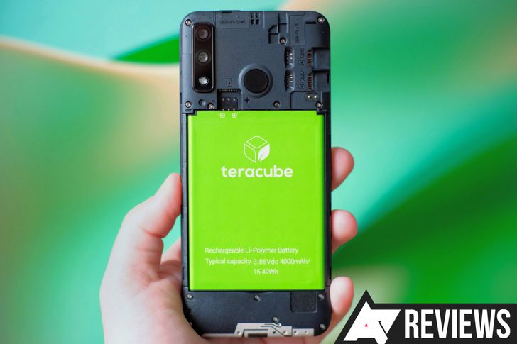 Teracube 2e review: It's not easy being green