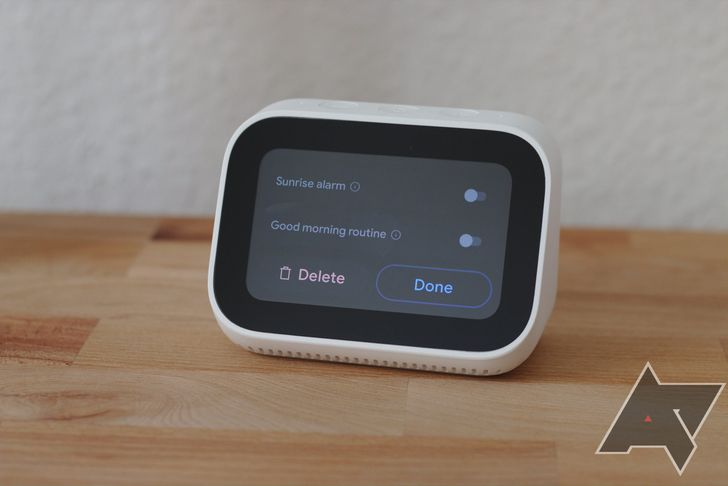 Assistant routines can now be tied to your alarm – no, not that alarm, the other alarm