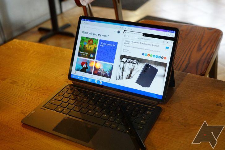 Se pare că am primit în sfârșit o tabletă Android de ultimă generație care nu este de la Samsung