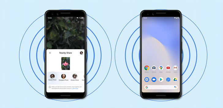 Google has some exciting features planned for Nearby Share v2.0