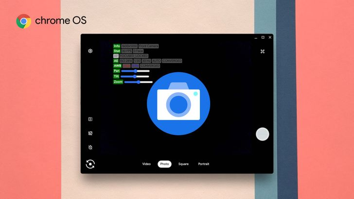 The Chrome OS camera app is getting an Expert Mode