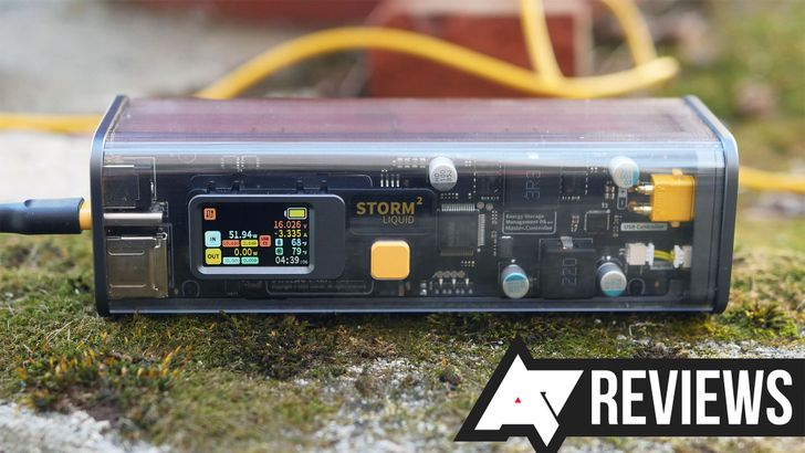 STORM 2 review: The coolest-looking, most data-rich battery around