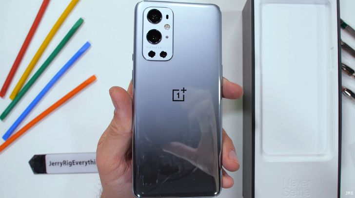 OnePlus 9 Pro shrugs off abuse in durability test