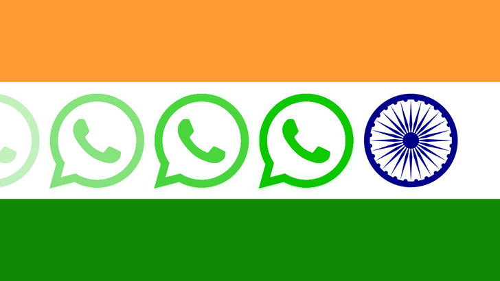 India is demanding WhatsApp build a way to trace user messages