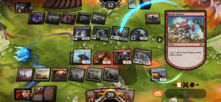 Prepare your deck — Magic: The Gathering Arena for Android now leaving early access