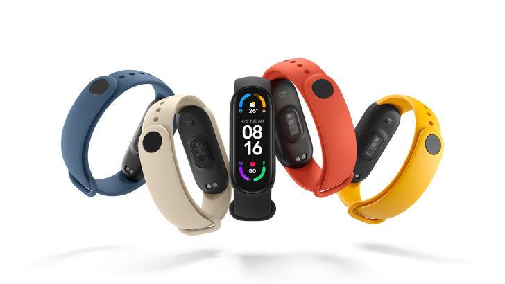 Xiaomi's brand-new fitness tracker is already discounted on Amazon