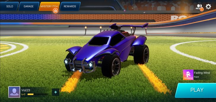 Hands-on with Rocket League Sideswipe, a bite-sized edition that's perfect for on-the-go play
