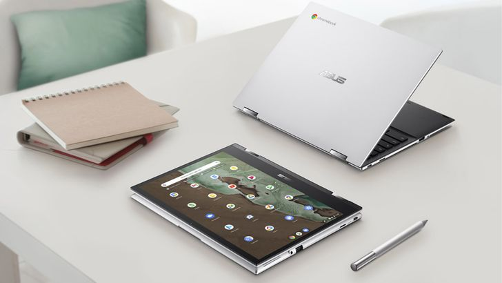 Asus reveals the Chromebook CM3, but it's not the one you were waiting for