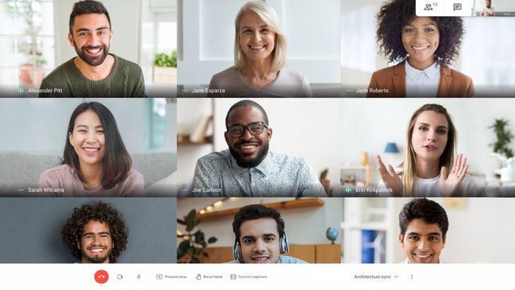 Google will offer free, unlimited Meet video calls a bit longer