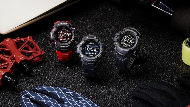 Casio's new G-Shock watch is maybe the chonkiest WearOS device yet