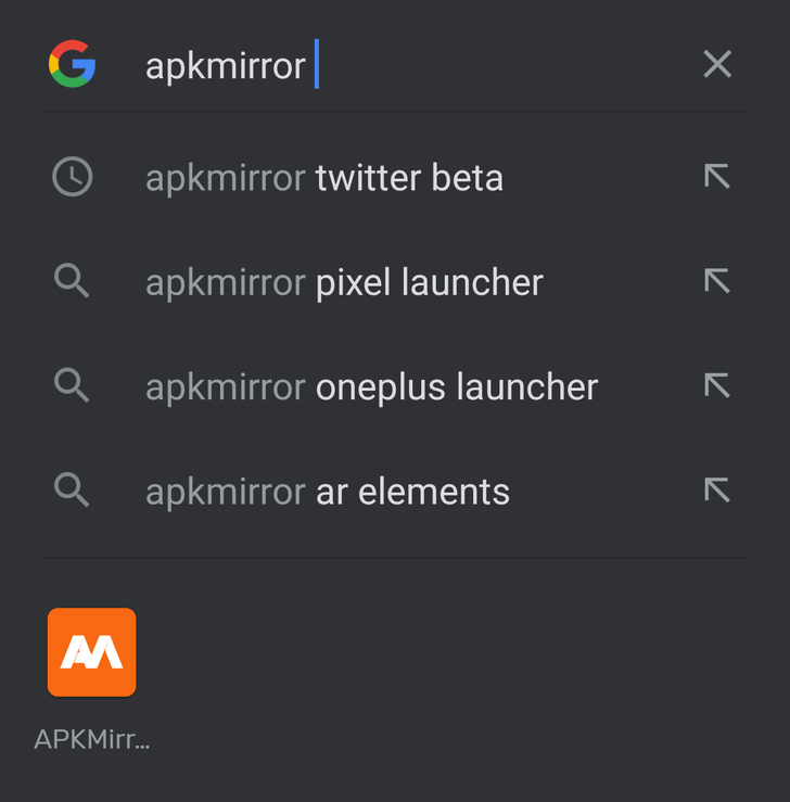 Android 12 may allow universal device search from third party launchers